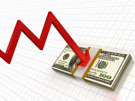 Financial Recession  photo