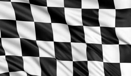шашка: Клетчатый флаг