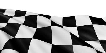 checker flag: Bandera a cuadros