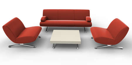 muebles de oficina photo