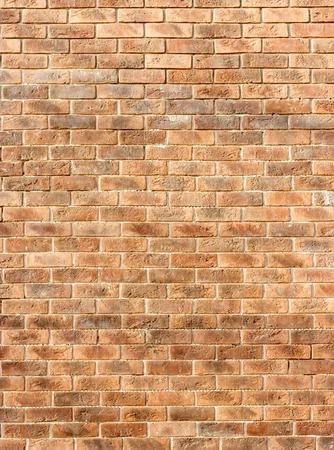The background of yellow porous decorative brick Stock Photo