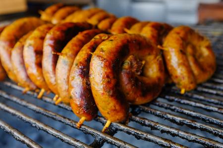 northeastern: Sausage northeastern style