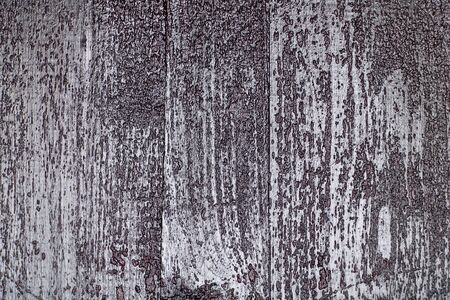 Black and white texture background. Photographed wood. Archivio Fotografico