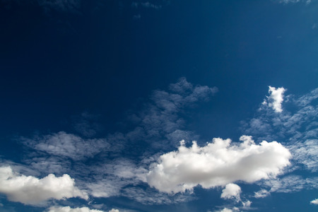 grandeur: One of the images in a photo series depicting the grandeur of various cloud formations in the sky