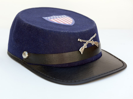 Union American Civil War cap. Prop. Toy.