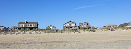 rentals: Carolina beach, blue sky and summer rentals.