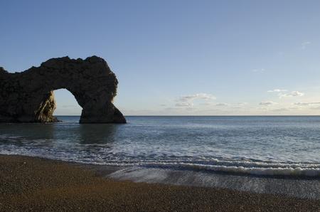 rock arch: Rock arch