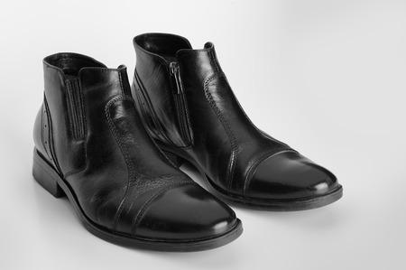 black male shoes