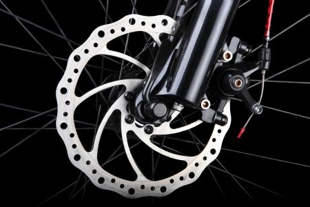 Bicycle disc brake Stock Photo - 16587280