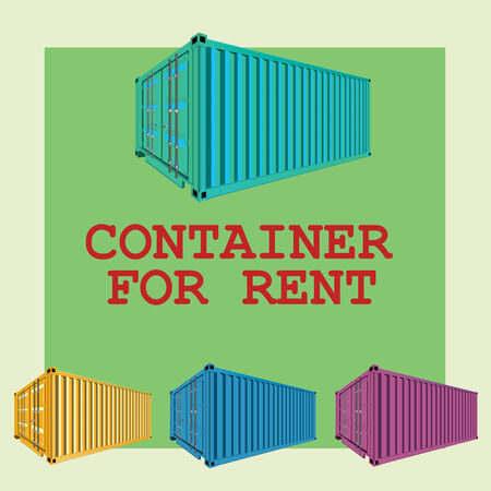 for rental: container for rental