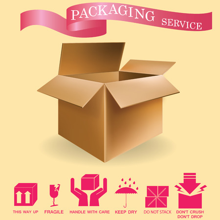 put together: The box is open So you want to put together a package of services.