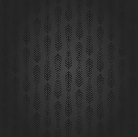 Seamless damask wallpaper, dark background