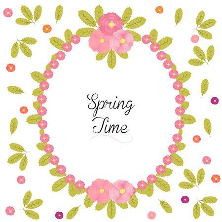 Bloemen achtergrond met Pioenen - Spring Time