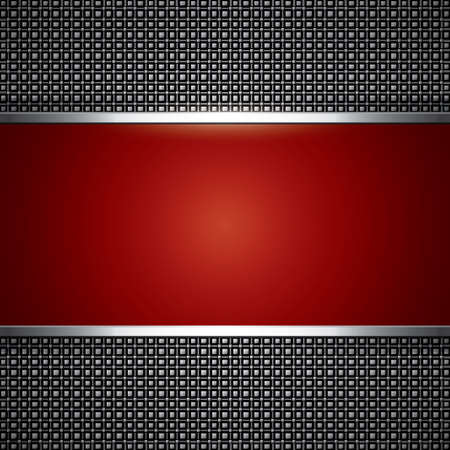 Abstract background elegant metallic - vector Vector