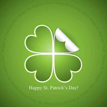 St. Patrick Stock Vector - 11996320