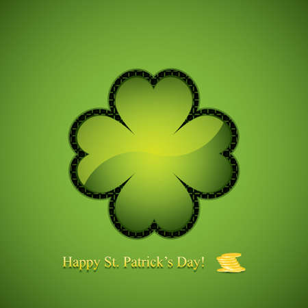 St. Patrick Stock Vector - 11996321