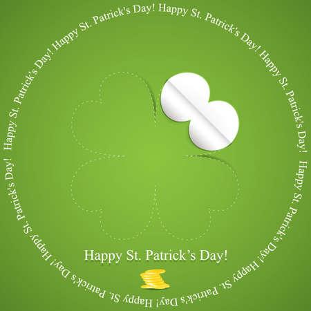 lucky money: St. Patrick