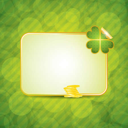 St. Patrick Stock Vector - 12356848
