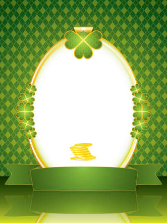 St  Patrick Stock Vector - 12775799