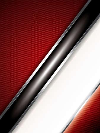 vermelho: Abstrato, folheto vermelho met