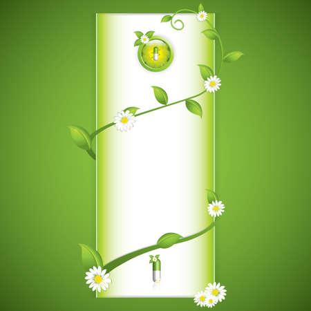 alternative therapy: Alternative medication concept - medical  Illustration