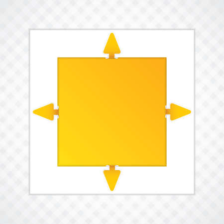 Presentation Template Business Stock Vector - 14885128