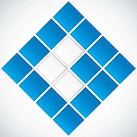 Presentation Template Business vector Stock Vector - 15046067