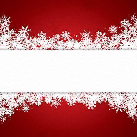 Weihnachtsdekoration Hintergrund mit Platz für Text