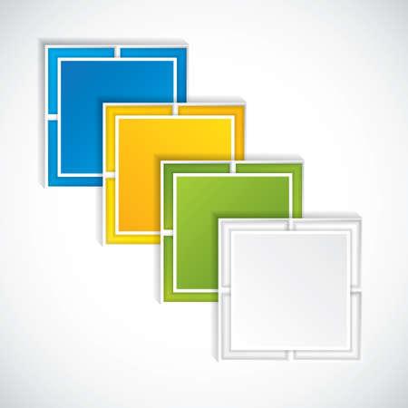 Presentation Template Business Stock Vector - 15774536