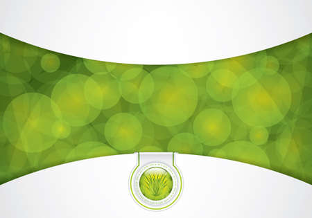 Aloe Vera concept design Stock Vector - 16521413