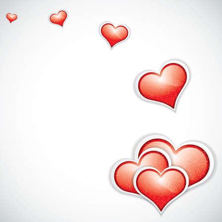 love wallpaper: Valentine Illustration