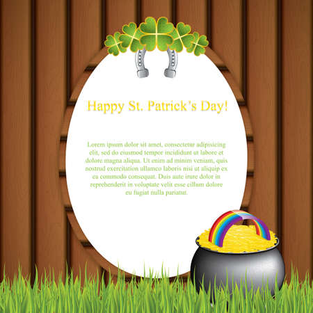 St. Patricks Day vector Vector
