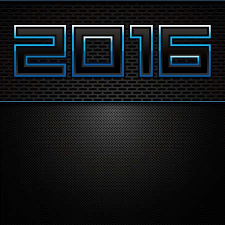 carbon fiber: Resumen 2016 background.Vector Vectores