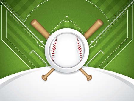 Baseball brochure.