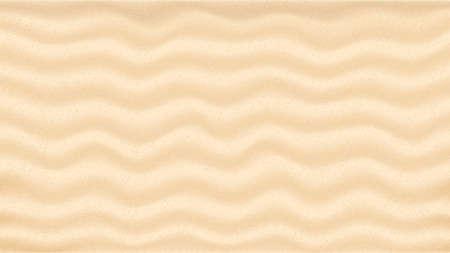 Vector illustration of coastal beach sand background