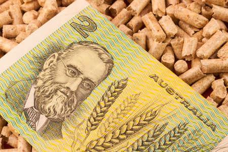 save heating costs: Saving Pellet Australia