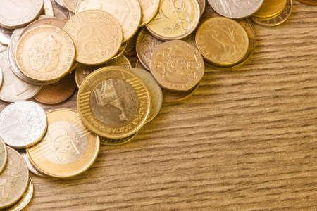 numismatist: Old Europe Coins.  lire drachmas francs pounds marks