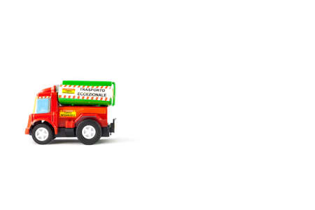 abnormal: Load flammable toys. Abnormal load.