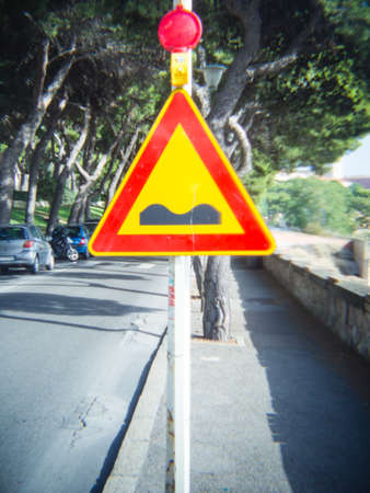 rough road: Rough road . narrow track. Version holga style