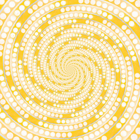 in particular: snail spiral droste. Particular image with droste effect