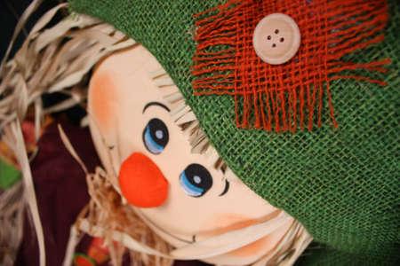 Scarecrow Фото со стока