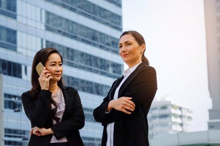 Asian caucasian connection