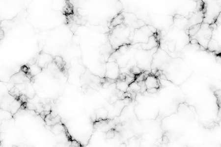 illustration natural black and white marble granite texture background pattern for design art work, interior decoration design, wallpaper architecture, construction, abstract marble texture concept