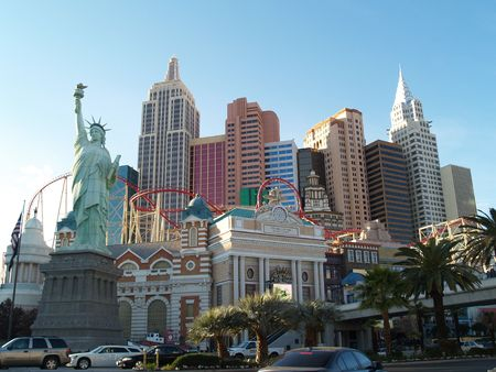new yotk new york in las vegas stock photo picture and royalty free