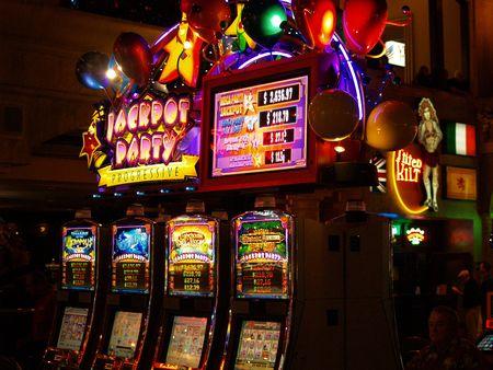 betting: slot machine