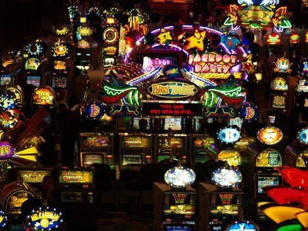 machines: slot machines