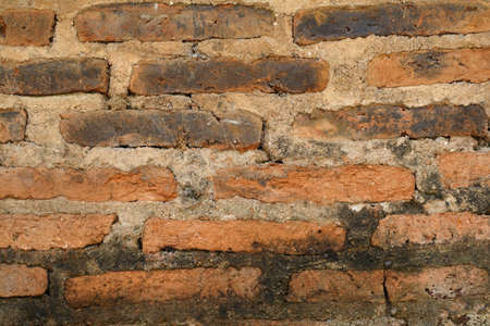 old red brick wall Stock Photo - 17252987