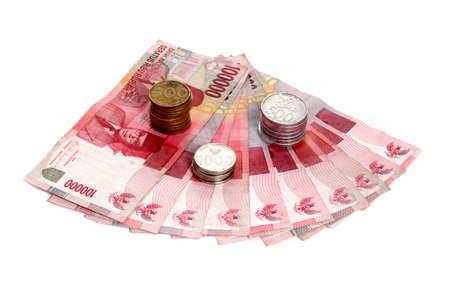 Rupiah - Indonesian Money  Reklamní fotografie