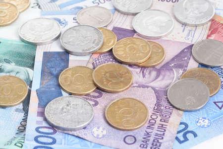 rupiah: Rupiah - Indonesian Money Stock Photo