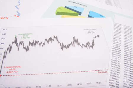 Accounting and Finance Stock Photo